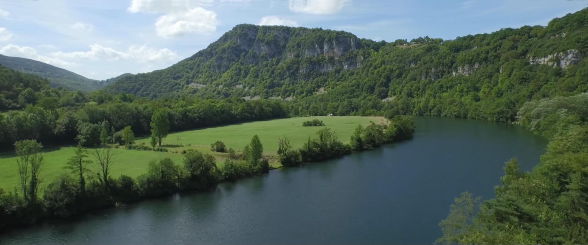 Film Revermont - Tourisme - Nature - Drône