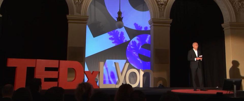 Vidéo événement TedX Lyon