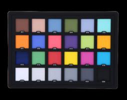 Palettecolorimetrie vidéo