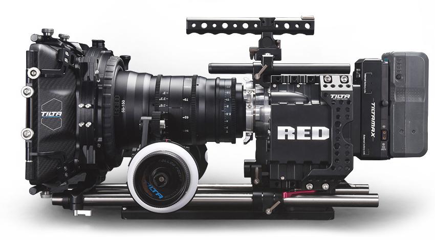 Caméra vidéo et cinéma RED