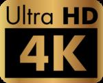 Icône Ultra HD 4K