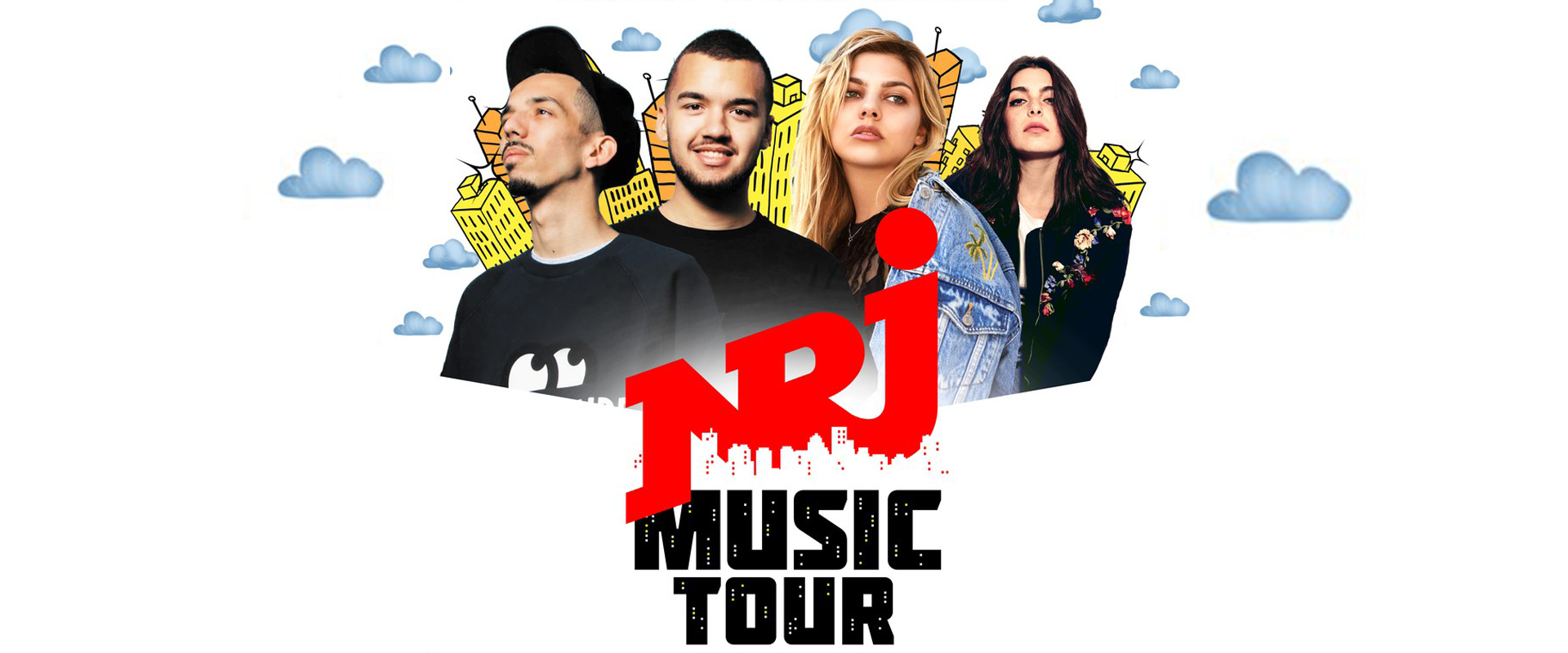 NRJ Music Tour Affiche