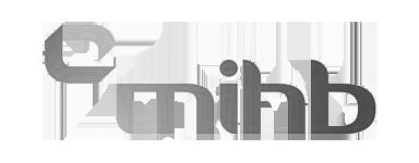 Logo MIHB noir et blanc