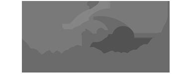 Logo La Plaine Tonique noir et blanc