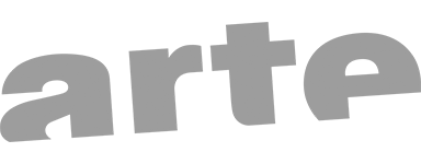logo Arte noir et blanc