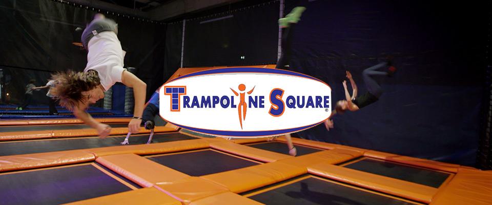 Publicité cinéma - Trampoline Square